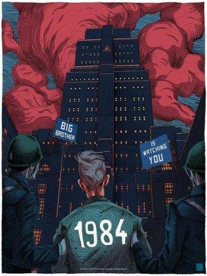 """Отрывок из книги Джорджа Оруэла """"1984"""" как прототип нашей реальности"""