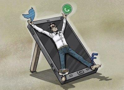 Развитие социальных сервисов ведет к деградации человечества