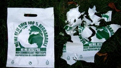 Сибирские ученые создали биоразглагаемые пластиковые пакеты. Новости экологии