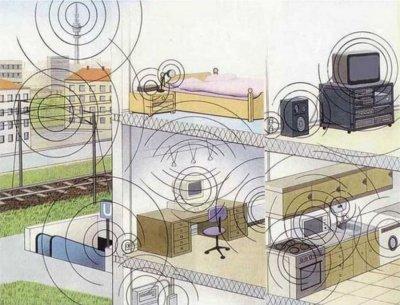 Как уменьшить вред электромагнитного излучения