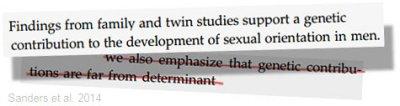 Логические ошибки и уловки ЛГБТ-пропаганды