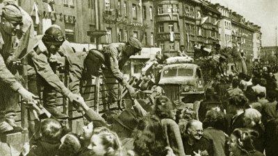 Чехия отказалась от памяти освобождения Европы СССР