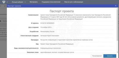 Россия приблизилась к электронным паспортам