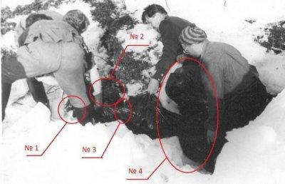 Тайная находка группы Дятлова