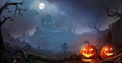 Хеллоуин - темные истоки