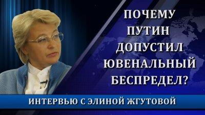 Элина Жгутова. Западные технологии уничтожения семьи