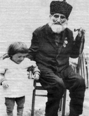 Долгожитель, проживший 168 лет