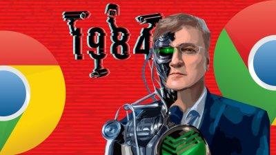 Google будет управлять полицией и судами в рамках «надзорного капитализма»