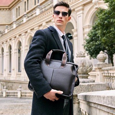 Как выбрать подходящую мужскую сумку?