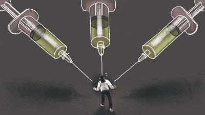 Кто продвигает массовую вакцинацию и зарабатывает на страхах людей