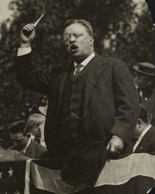 Новый национализм Теодора Рузвельта