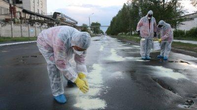 Очищение помещений от ртути в Санкт-Петербурге и области