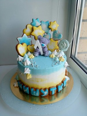 Торт на день рождения ребенка или детский праздник