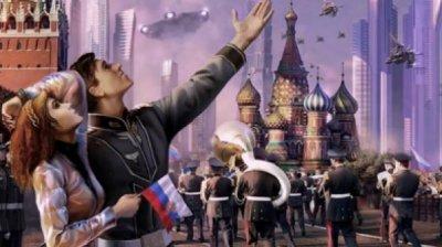 Трехцветная пастораль демократии в России
