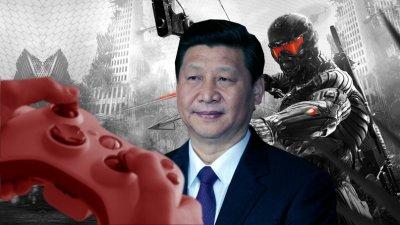 В Китае запретили онлайн игры для защиты детей