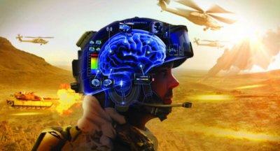 Новый мозговой чип DARPA дает военным летчикам контроль над роями беспилотников