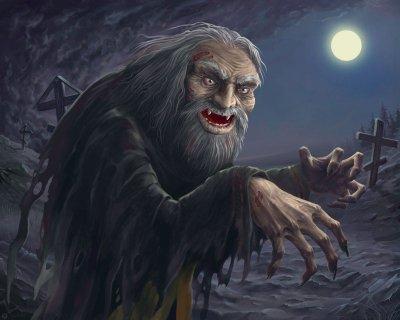 Вампир в славянской мифологии