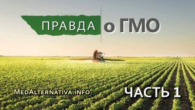 Документальный фильм «Правда о ГМО». Части: 1,2,2.1,2.2