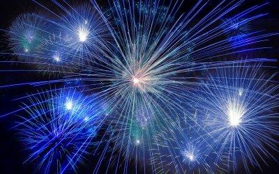 Фейерверки - апгрейд праздничных впечатлений