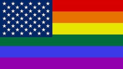 Куда они катятся? - Американцу дали 15 лет тюрьмы за сожжение флага ЛГБТ