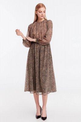 Миди платье - что это, как выбрать и носить?