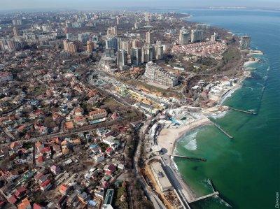 Город Одесса: климато-географическая сводка