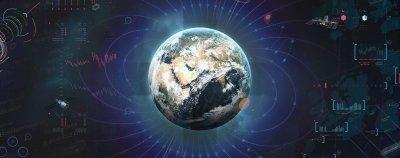 Северный магнитный полюс Земли смещается в сторону России