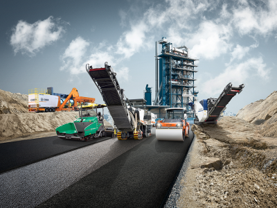 Швейцарские разработки в области дорожного ремонта