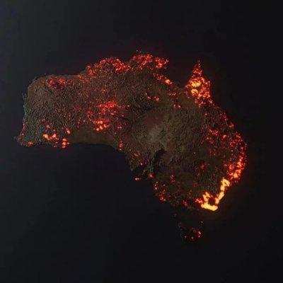 Пожары в Австралии - Где же Грета Тумберг?