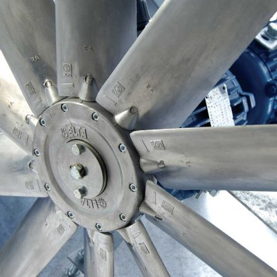 Осевые вентиляторы: особенности и критерии выбора