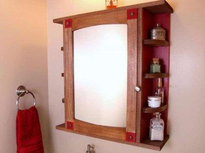Шкаф в ванную: выбираем цвет и текстуру дизайна