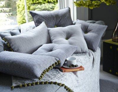 Декоративные подушки как элемент стиля