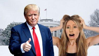 Феминизм негодует: Трамп отменил психологическое насилие