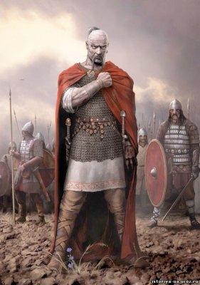 Князь Святослав был убит ватиканскими упырями?
