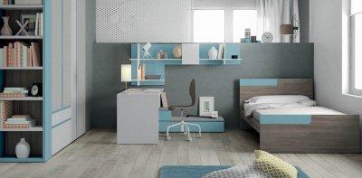 Детская: мебель и интерьер
