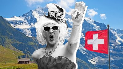 ЛГБТ: 3 года тюрьмы за гомофобию в Швейцарии