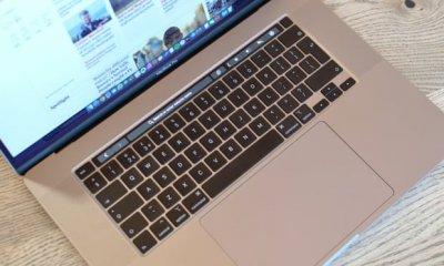 Обзор MacBook Pro 16: батарея большего размера, новая клавиатура