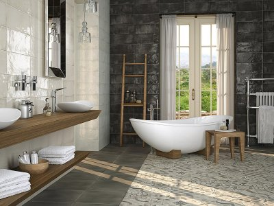 Ремонт в ванной: что сделать со стенами?