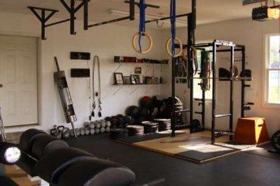 Тренировка: в спортзале или дома?