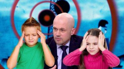 Угрозы здоровью детей от радиологического воздействия в ближайшие годы