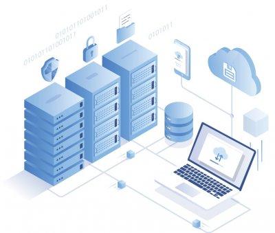 В чем различия между хостингом, выделенным сервером и vps-сервером?