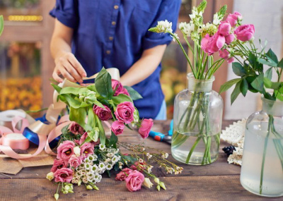 Срезанные цветы, которые долго стоят