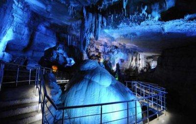 Пять удивительных пещер и пещерных городов Грузии
