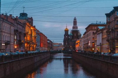 3 дня в Санкт-Петербурге