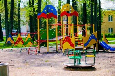 Детская площадка: строим правильно