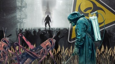 Новое нашествие мигрантов в Европу, подорожание зерновых и саранча