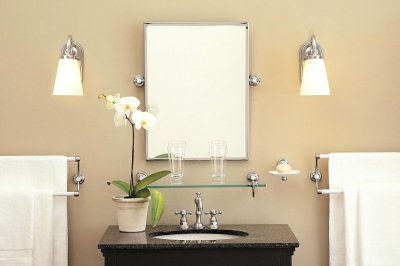 Освещения ванной комнаты: 3 совета, как сделать его лучше