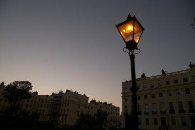 Концепция городского дизайна: уличное освещение