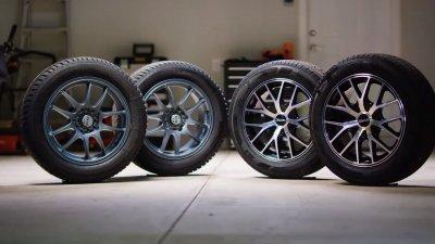 Модификация и модернизация колес