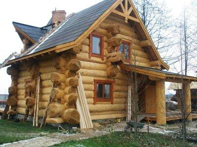 Некоторые преимущества деревянных домов перед другими